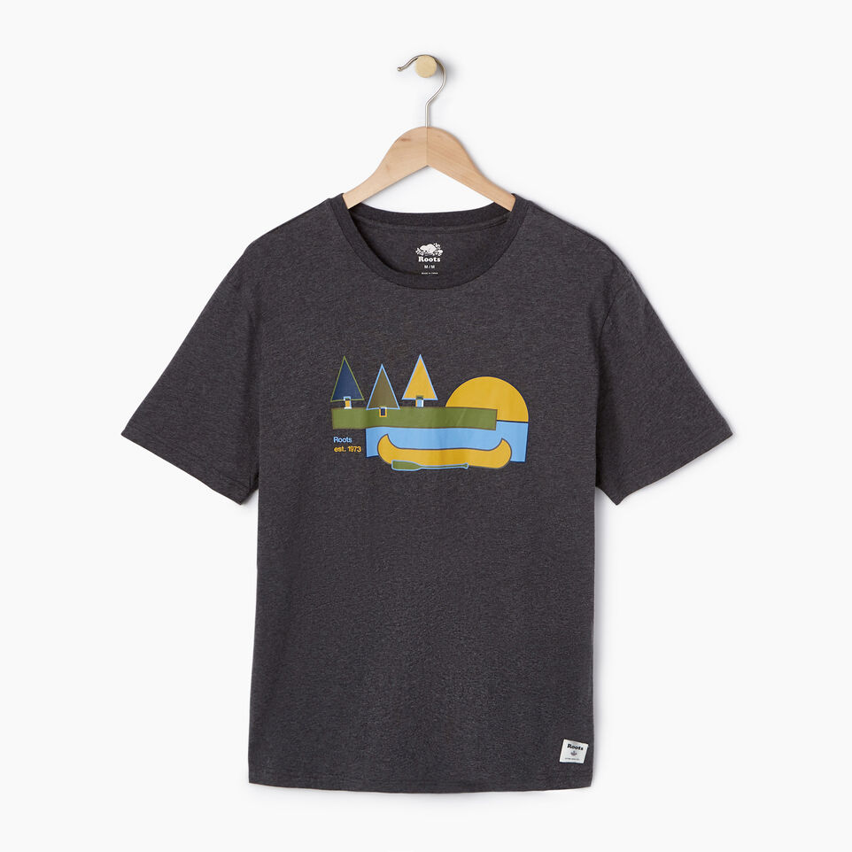 Roots-undefined-Mens Tree Tips T-shirt-undefined-A