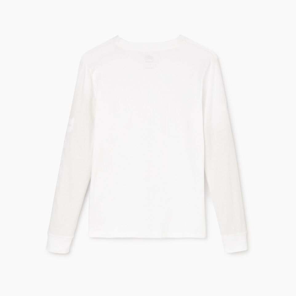 Roots-Women Our Favourite New Arrivals-Womens Cooper Remix Long Sleeve T-shirt-Crisp White-B