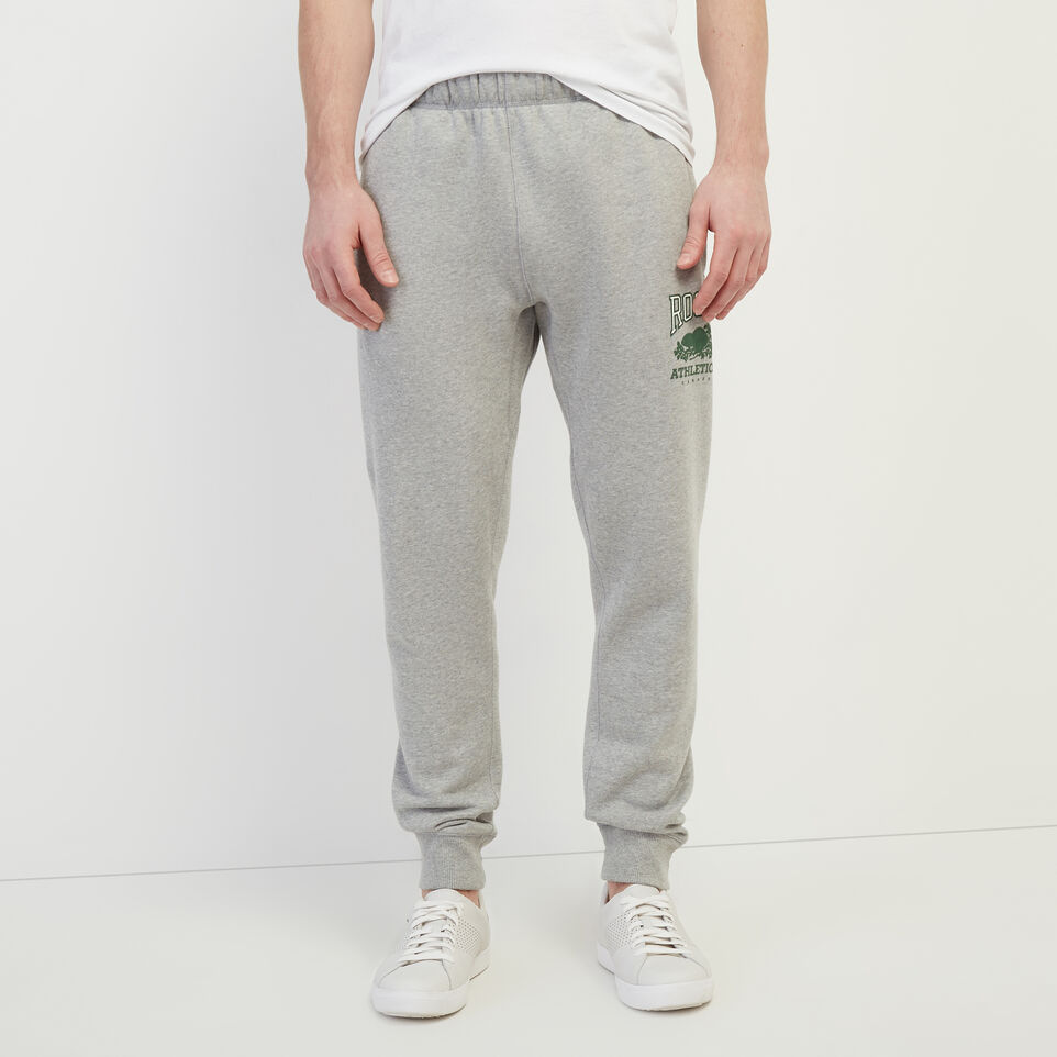 Roots-New For March Rba Collection-RBA Park Slim Sweatpant-Grey Mix-A