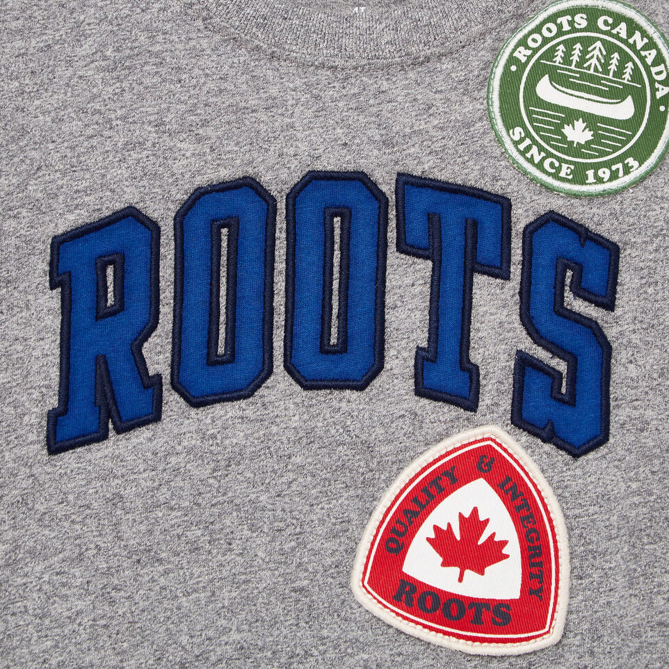 Roots-undefined-Toddler Roots Patches T-shirt-undefined-D