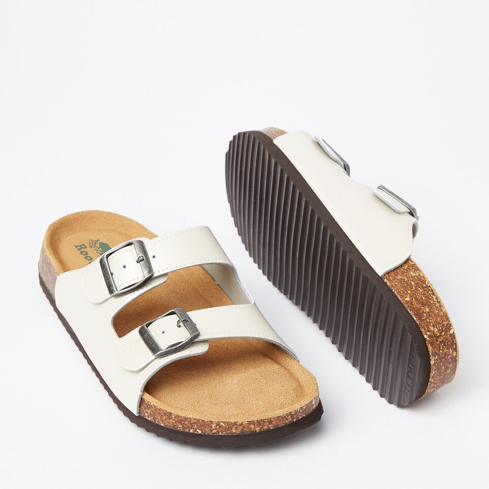 Roots-undefined-Womens Natural 2 Strap Sandal-undefined-E
