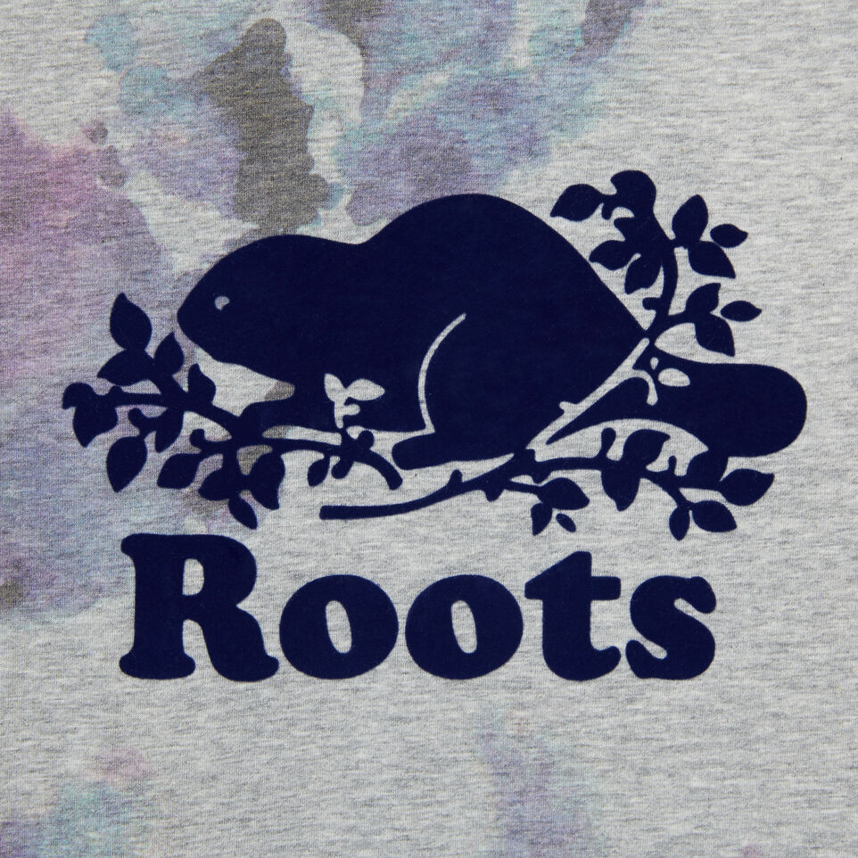 Roots-undefined-Womens Water Colour Cooper T-shirt-undefined-D