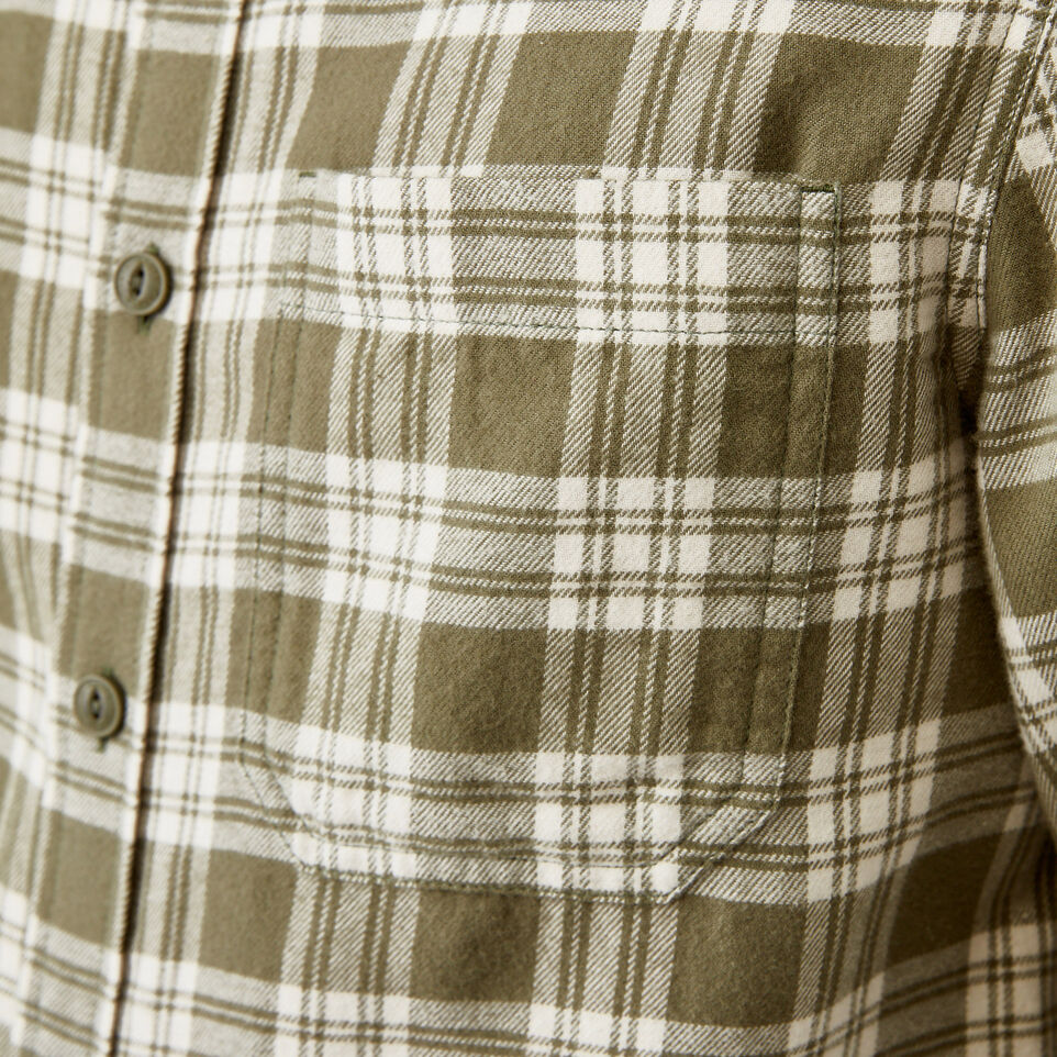 Roots-undefined-Harrison Flannel Shirt-undefined-E