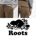 Roots-undefined-Slim Cargo Pant-undefined-F