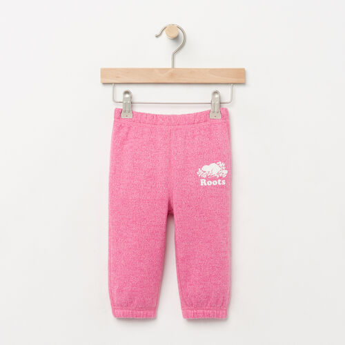 Roots-Winter Sale Baby-Baby Original Roots Sweatpant-Azalea Pink Pepper-A