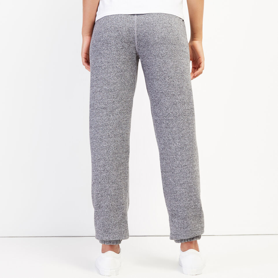 Roots-undefined-Roots Salt and Pepper Original Sweatpant - Regular-undefined-D