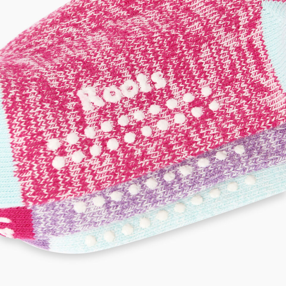 Roots-Kids Toddler Boys-Toddler Maple Sock 3 Pack-Pink-C