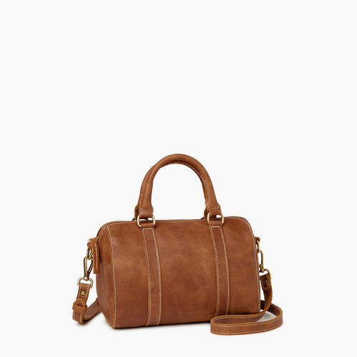 Roots-Leather Collections-City Banff Bag-Natural-A