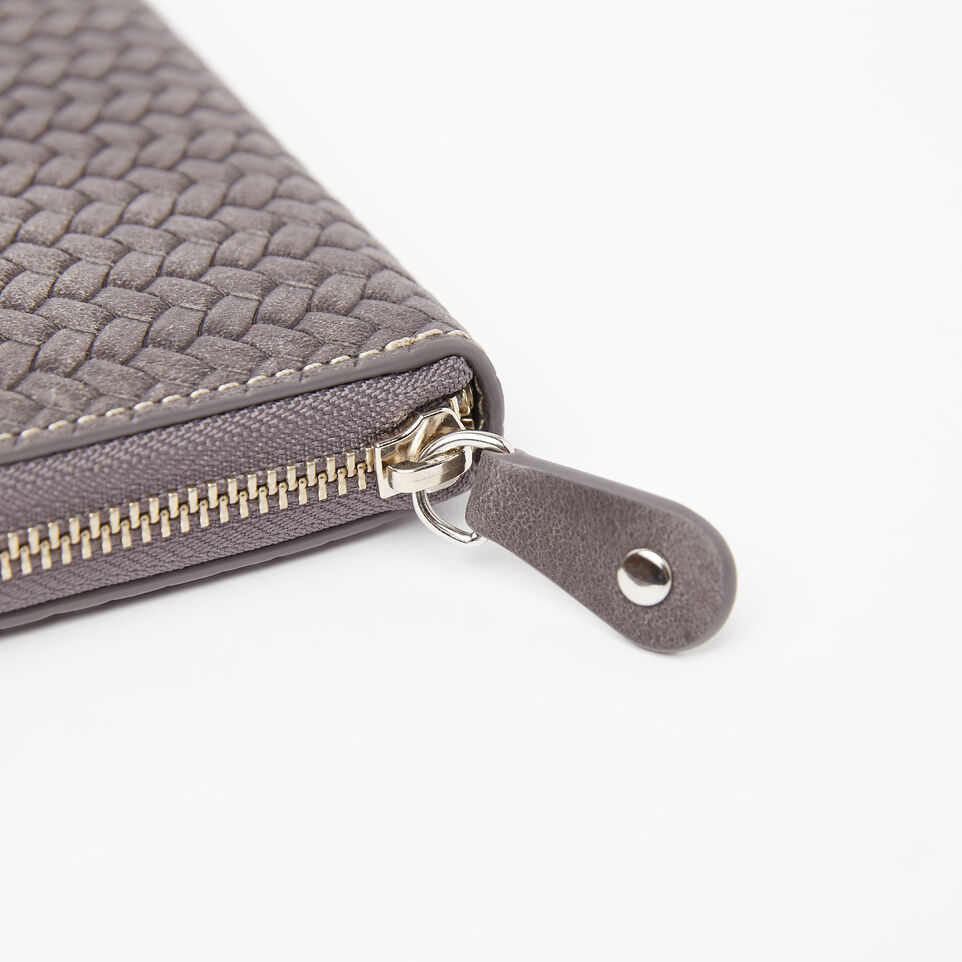 Roots-undefined-Pochette Glissière Woven-undefined-D