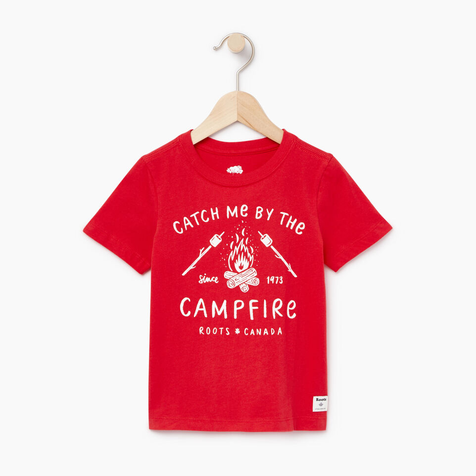 Roots-Kids Our Favourite New Arrivals-Toddler Aop Glow In The Dark T-shirt-Racing Red-A