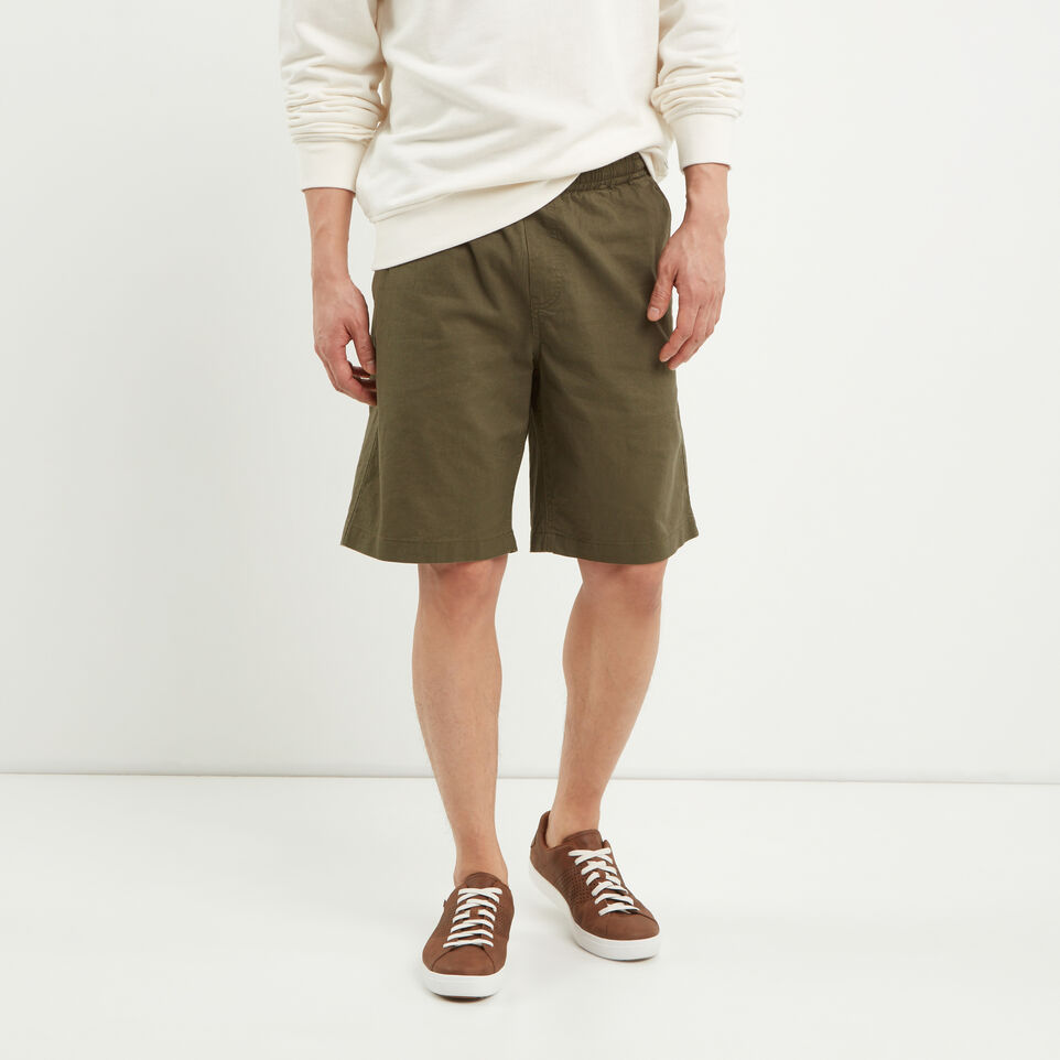 Roots-undefined-Hemp Pull On Short-undefined-B
