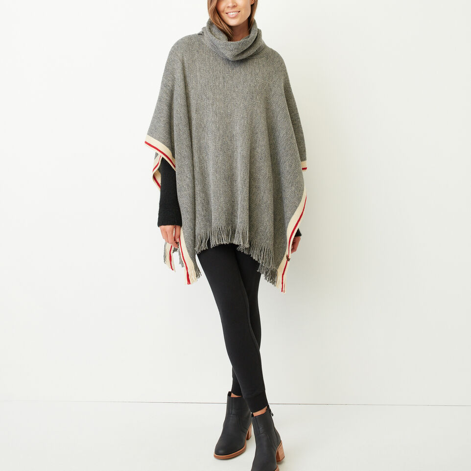 Roots-undefined-Roots Cabin Poncho-undefined-B