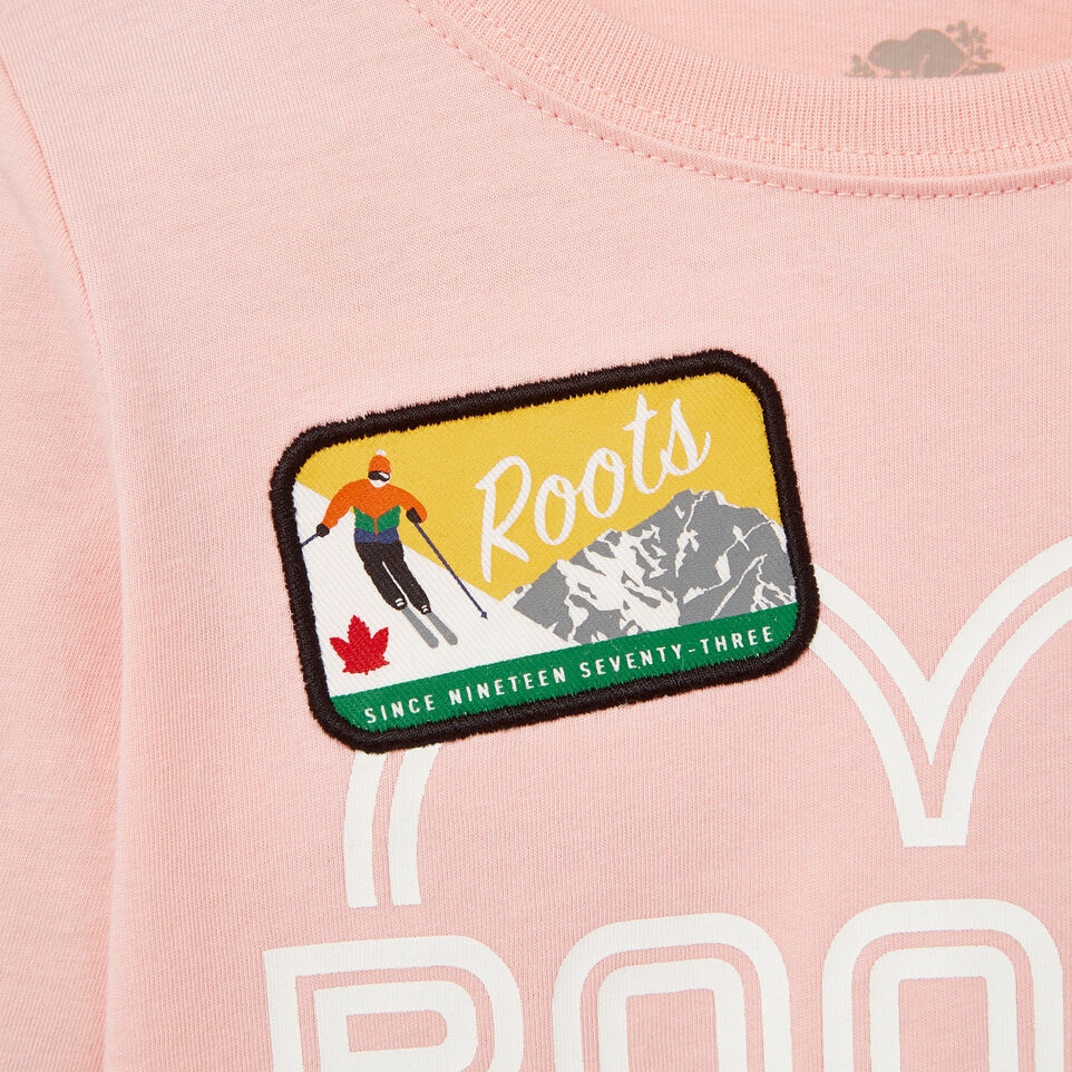 Roots-undefined-Toddler Ski Patch T-shirt-undefined-D