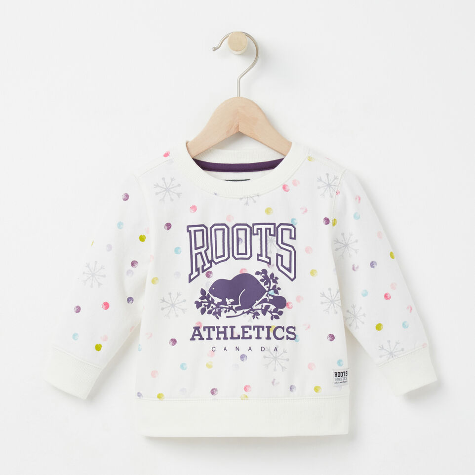 Roots-undefined-Baby Sofie Crewneck-undefined-A