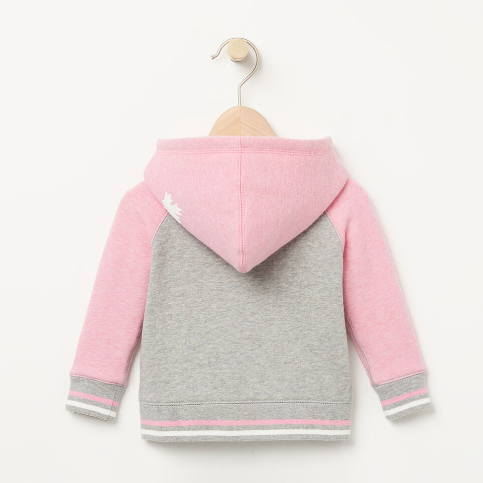 Roots-undefined-Baby RBC Varsity Full Zip Hoody-undefined-B