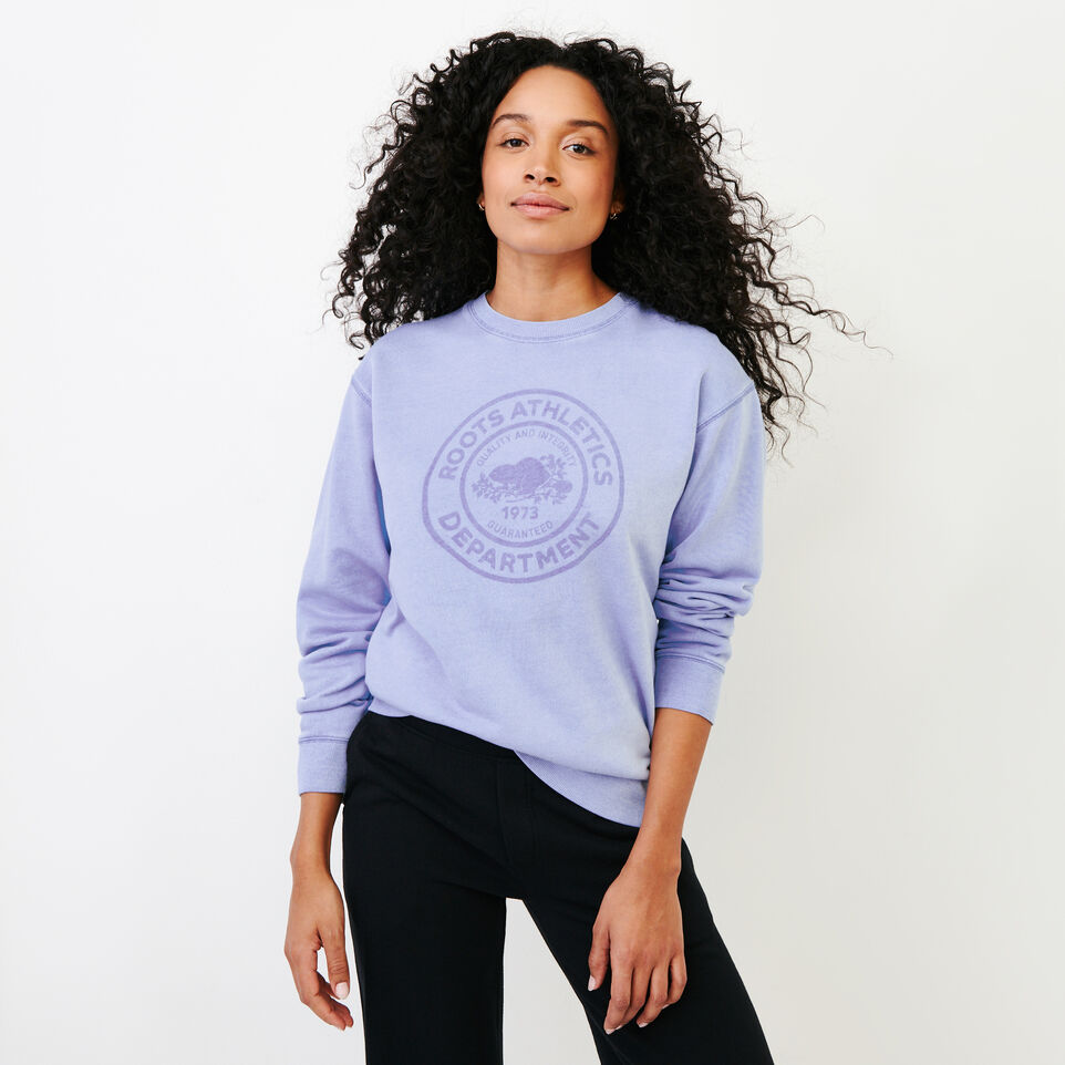 Roots-undefined-Department Crew Sweatshirt-undefined-A