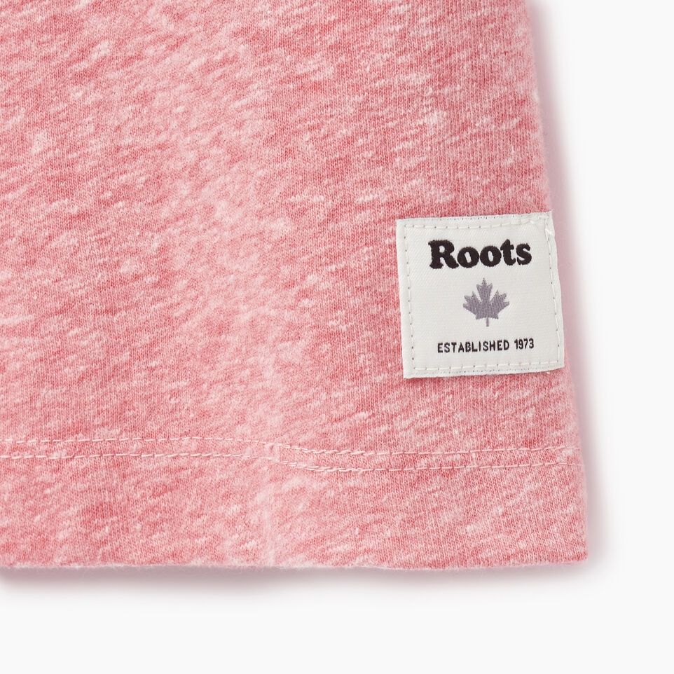 Roots-undefined-Womens Rainbow Roots T-shirt-undefined-C