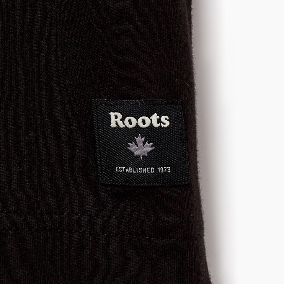 Roots-undefined-Mens Cooper Script T-shirt-undefined-C