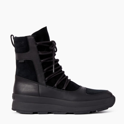 Roots-Clearance Footwear-Womens St Laurent Boot-Black-A
