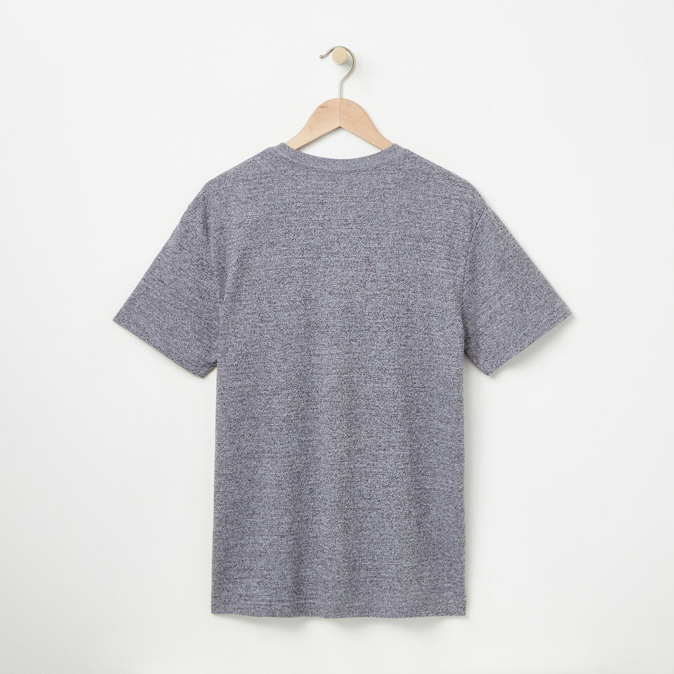 Roots-undefined-Mens Original Cooper Beaver T-shirt-undefined-B
