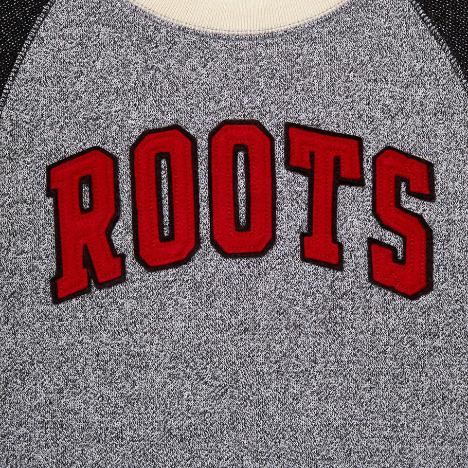 Roots-undefined-Boys Roots Cabin Crew Sweatshirt-undefined-C