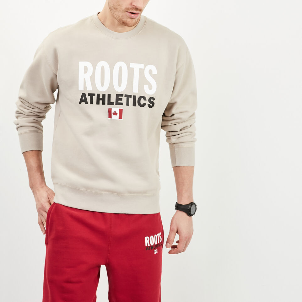 Roots-undefined-Roots Re-issue Crewneck-undefined-A