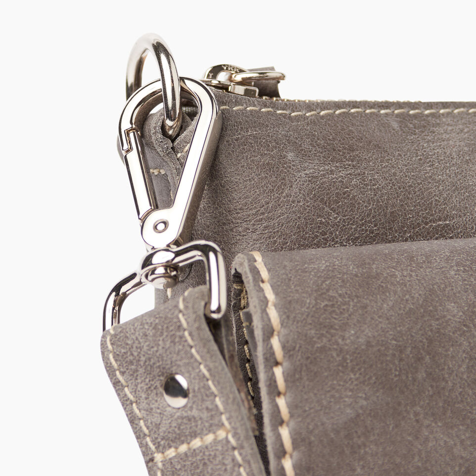 Roots-Leather Our Favourite New Arrivals-The Villager Tribe-Charcoal-D