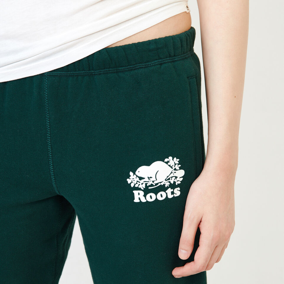 Roots-Women Our Favourite New Arrivals-Original Sweatpant-Varsity Green-E