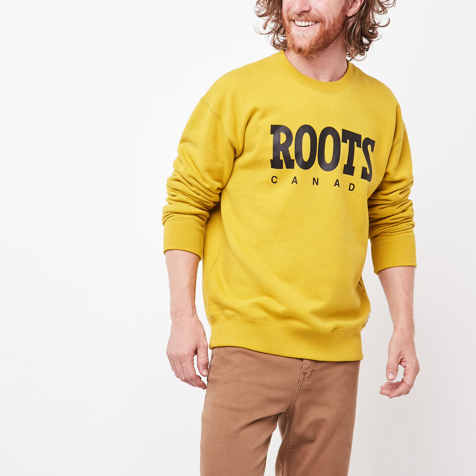 Roots-undefined-Retro Roots Crewneck-undefined-A