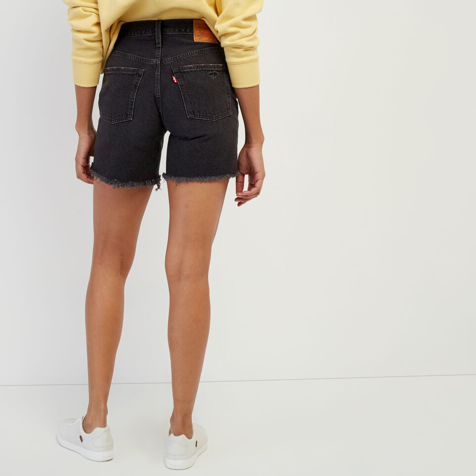 Roots-undefined-Levi's 501 Mid Thigh Short-undefined-D