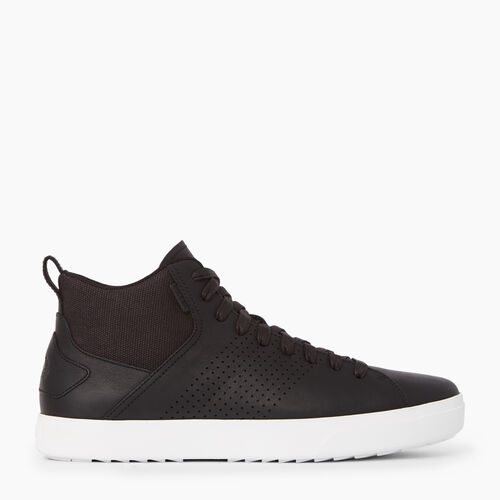 Roots-Footwear Men's Footwear-Mens Bellwoods Mid Sneaker-Abyss-A