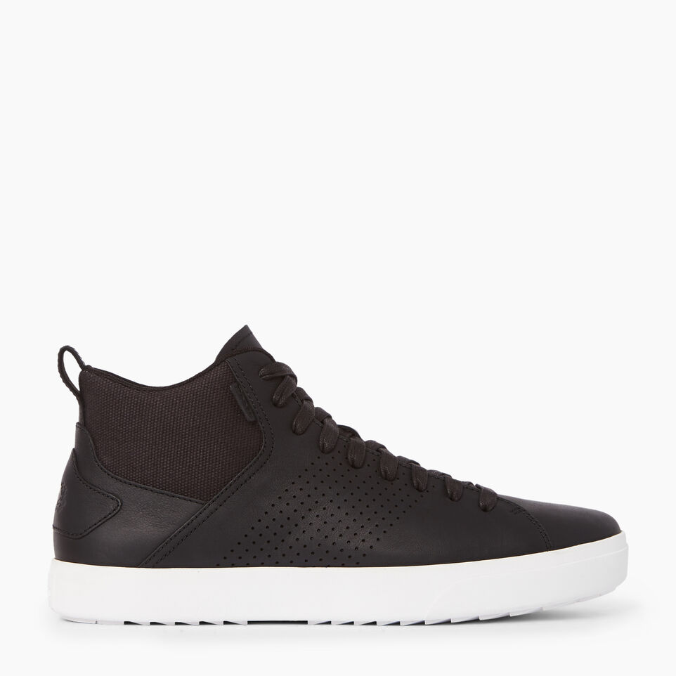Roots-Mens Bellwoods Mid Sneaker