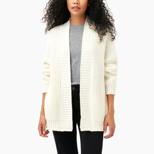 Roots-Sale Women-Aberdeen Coatigan-Cream-A