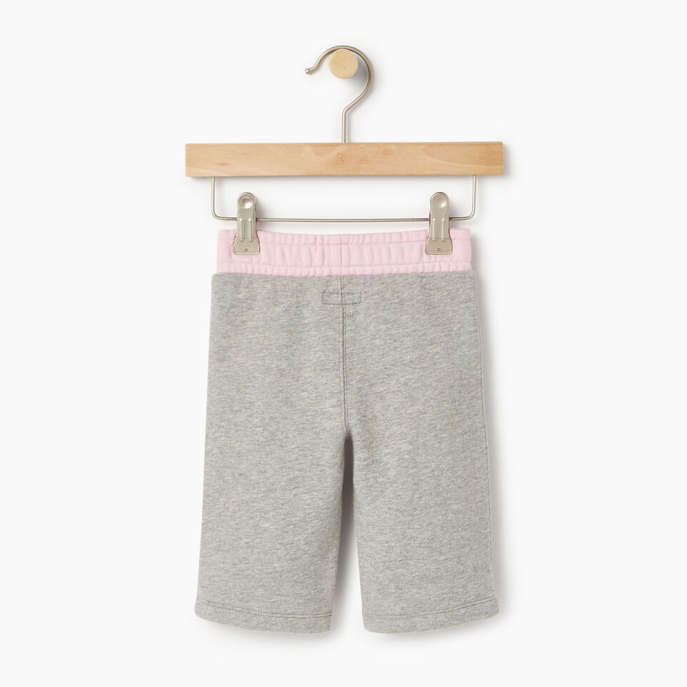 Roots-undefined-Baby Colour Block Sweatpant-undefined-B