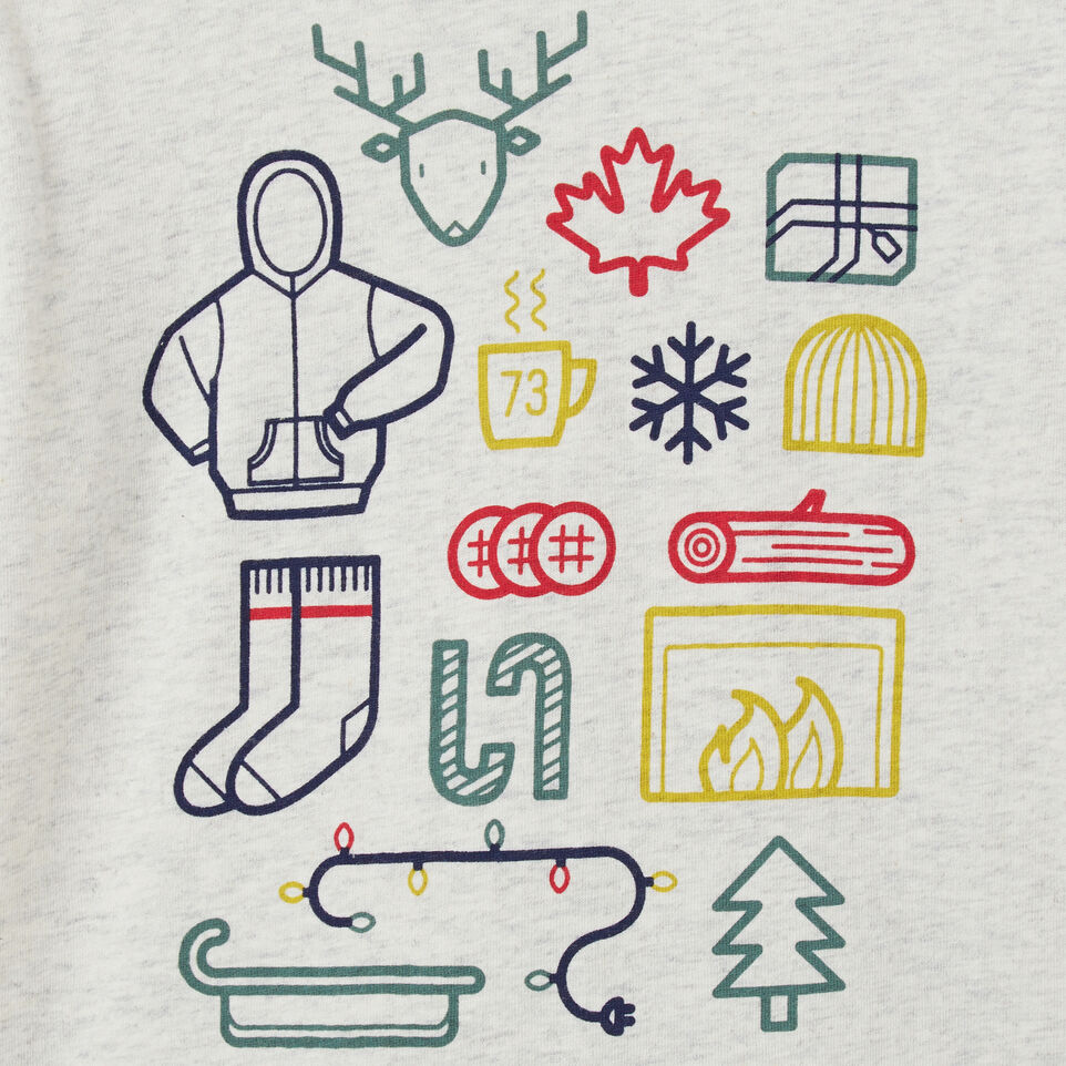 Roots-undefined-Toddler Snow Place Like Home T-shirt-undefined-C