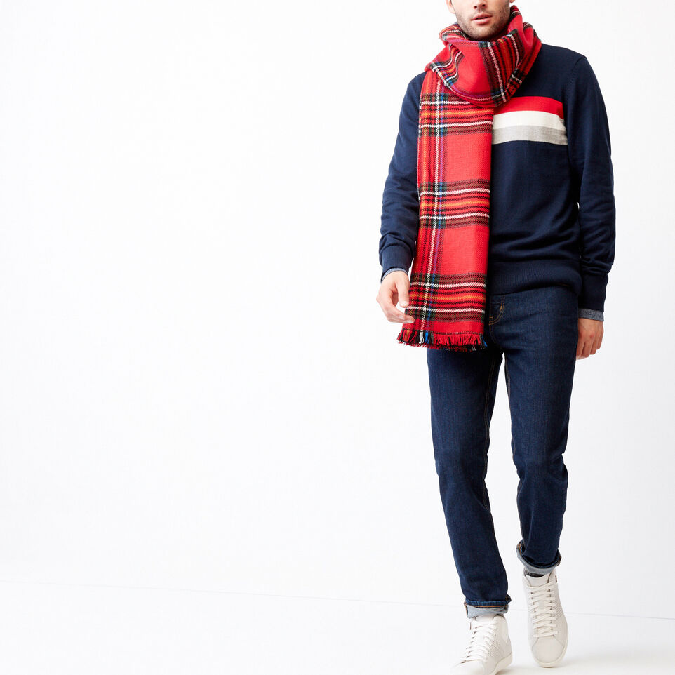 Roots-Men Our Favourite New Arrivals-Var-city Striped Crewneck Sweater-Navy Blazer-B