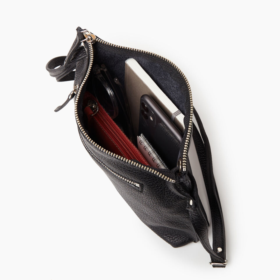 Roots-Leather New Arrivals-Edie Bag Cervino-Black-D