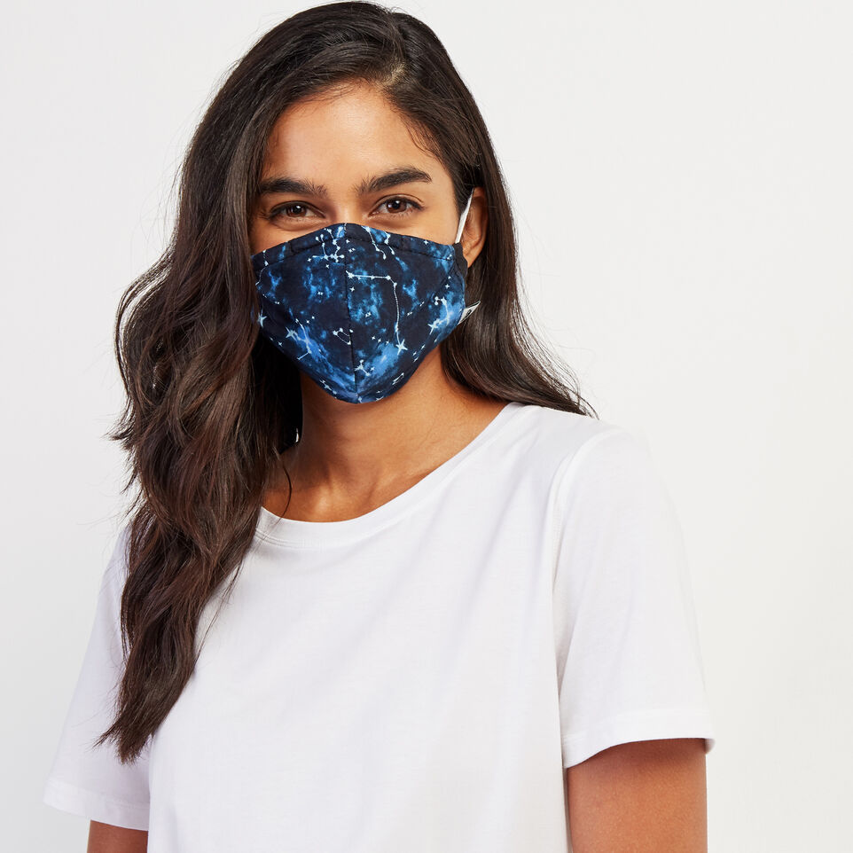 Roots-undefined-Lightweight Celestial Reusable Face Mask-undefined-D