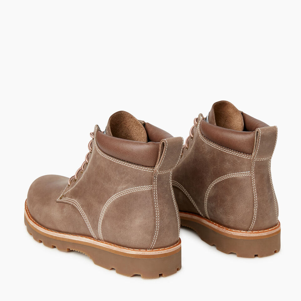 Roots-Women Footwear-Womens Tuff Boot-Fawn-E