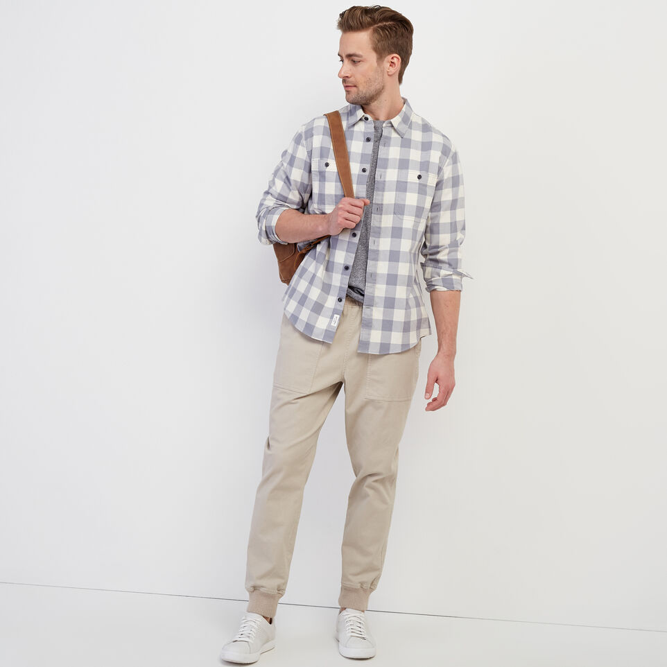 Roots-undefined-Lightweight Park Plaid Shirt-undefined-B