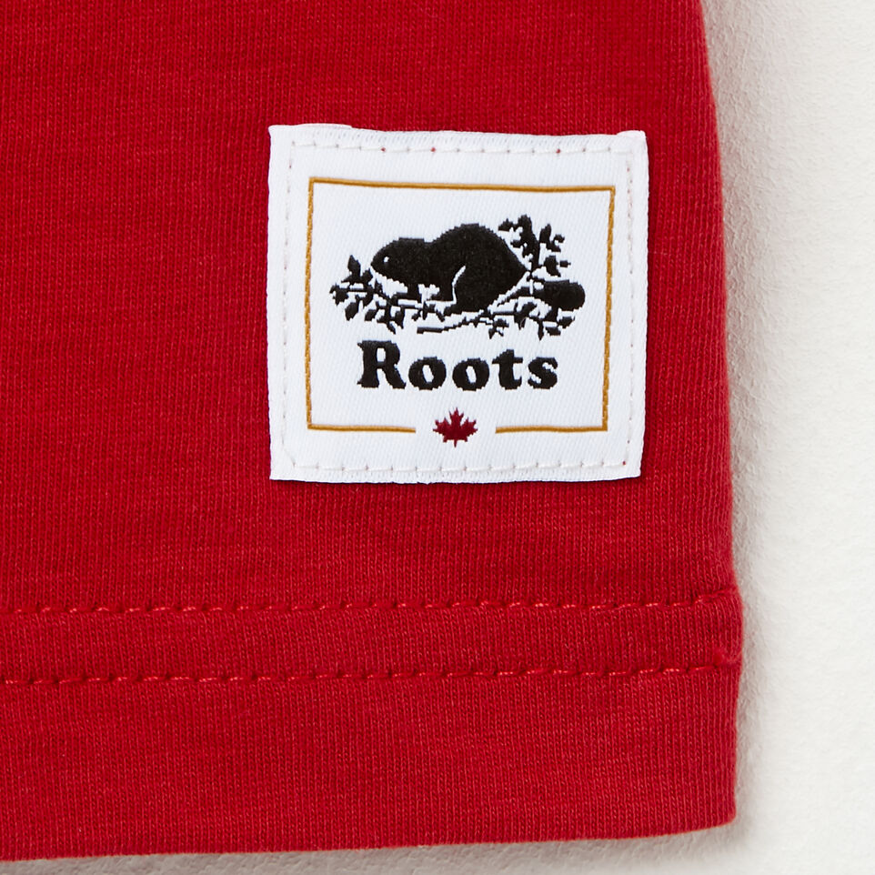 Roots-undefined-T-shirt Canadien pour bébés-undefined-C
