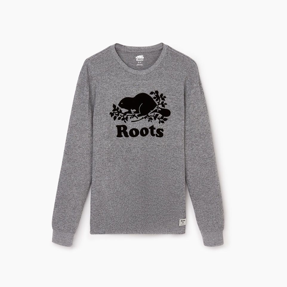 Roots-undefined-Mens Cooper Beaver Long Sleeve-undefined-A