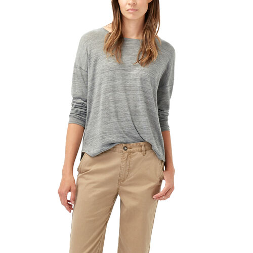 Roots-Black Friday Deals Tops-Hazen Top-Grey Mix-A