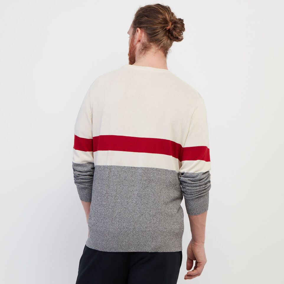Roots-undefined-Cotton Cabin Crew Sweater-undefined-D