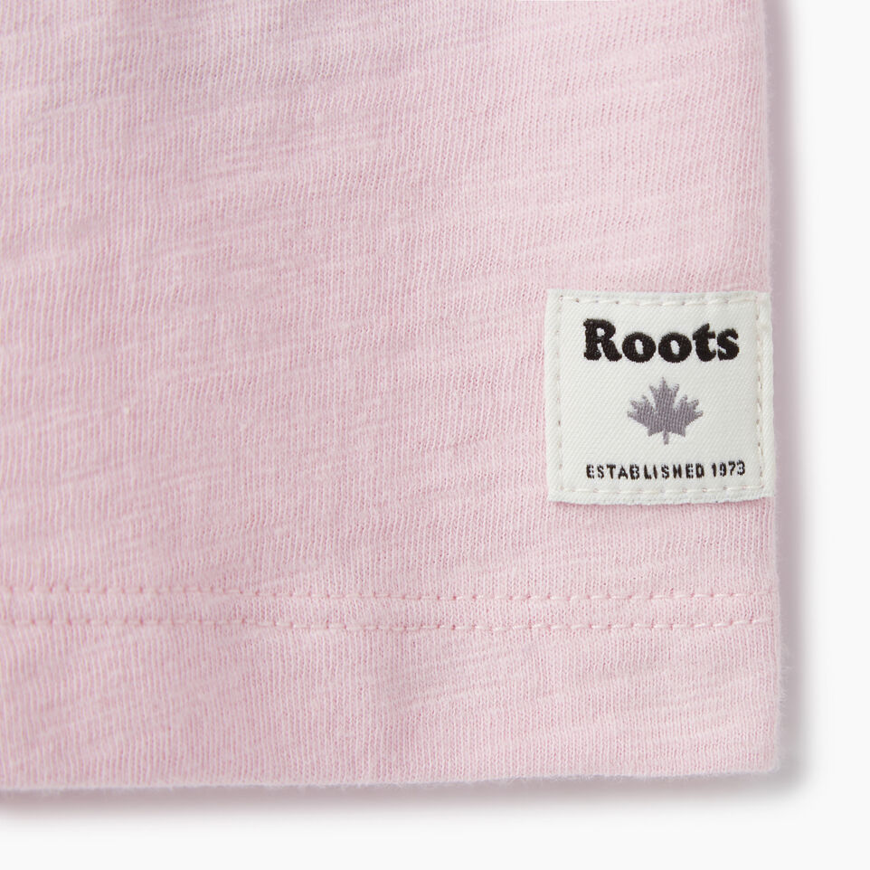 Roots-Kids Our Favourite New Arrivals-Toddler Roots Script T-shirt-undefined-C
