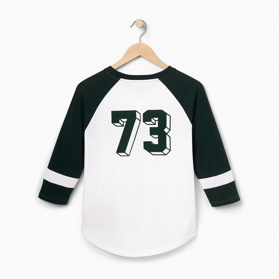 Roots-undefined-Womens Roots Varsity 73 Top-undefined-B