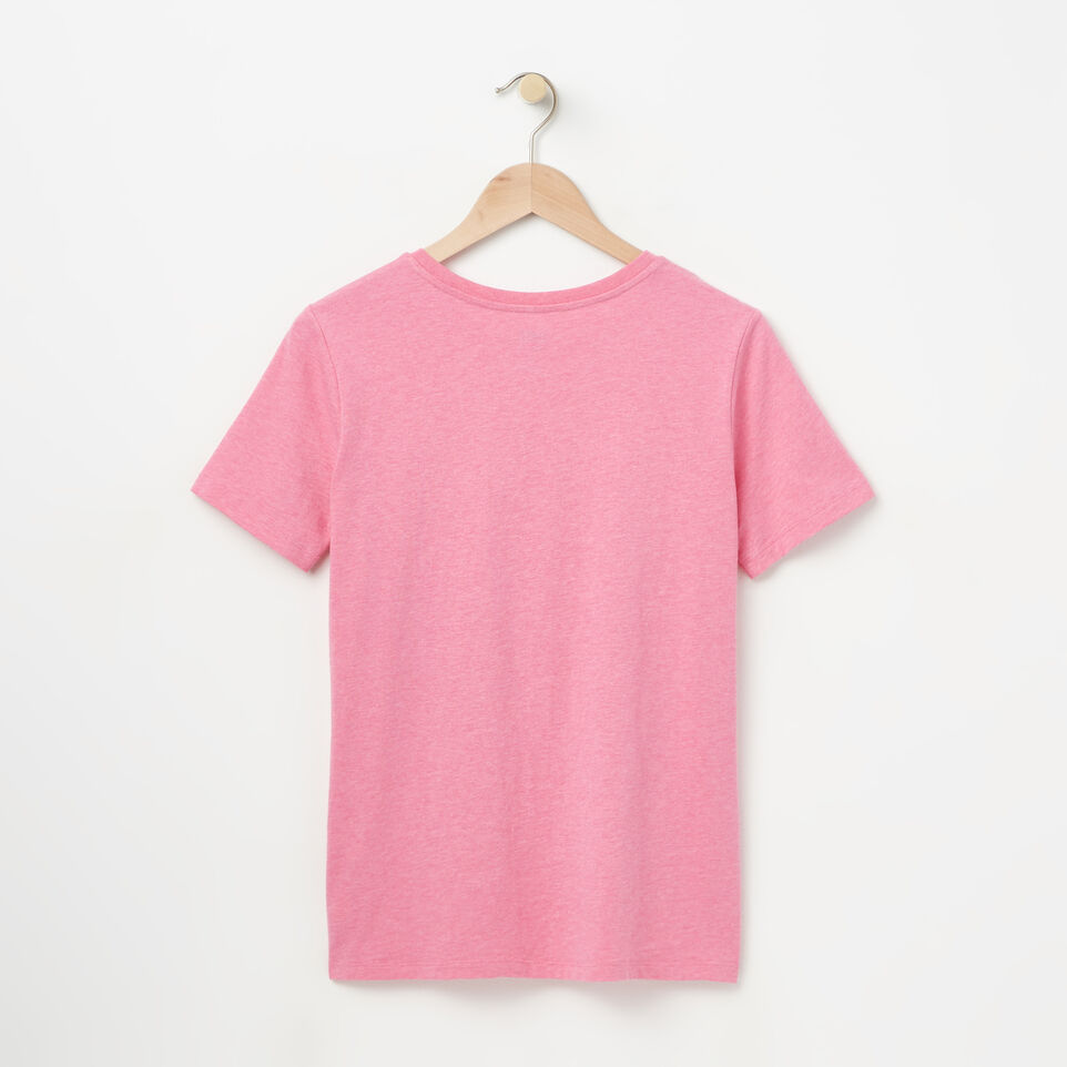 Roots-undefined-T-shirt Cooper pour femmes-undefined-B
