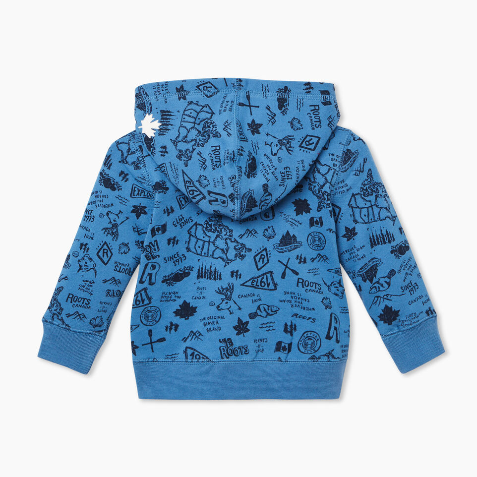 Roots-undefined-Baby Camp Full Zip Hoody-undefined-B