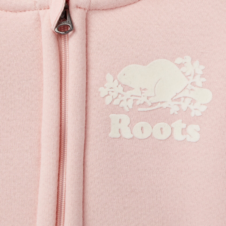 Roots-undefined-Baby Sherpa Fleece Full Zip Hoody-undefined-D
