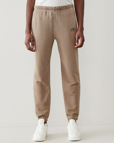 Roots-New For This Month Roots Organics-Organic Slim Sweatpant-Rennet-A